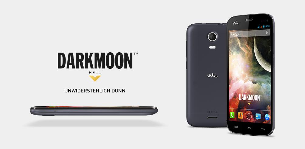 Wiko Darkmoon Smartphone Im Test